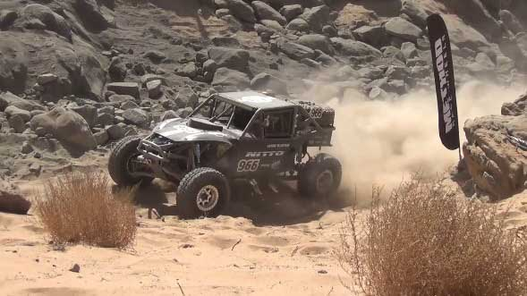 Гонки King of the Hammers