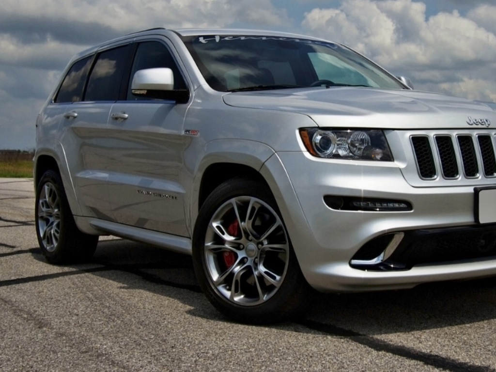 Диски R20 для Jeep Grand Cherokee SRT