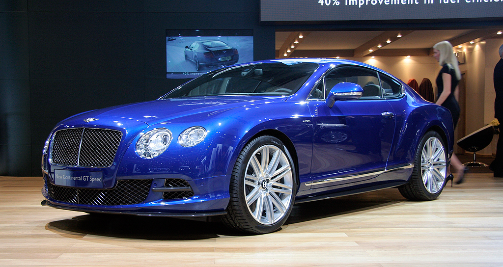 Диски R20 для BENTLEY CONTINENTAL (GT)