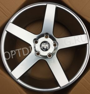 Диски R20 DUB wheels для Toyota Land Cruiser 200